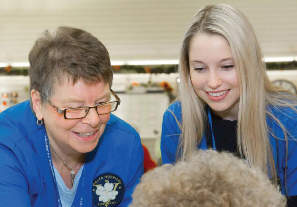 Healthcare Auxiliary Day – May 9, 2015