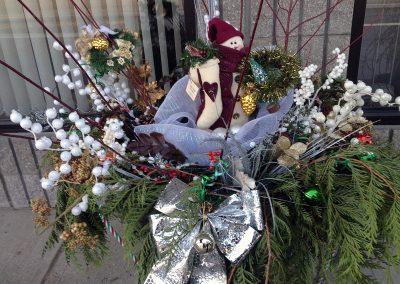 Christmas Planter 2013