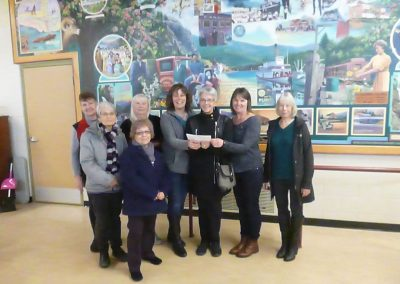 Donation to Castlegar and Robson Elementary Schools 2018