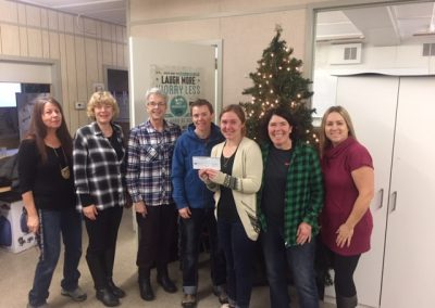 Kootenay Columbia Learning Centre Meal Program Donation
